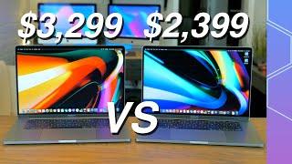 Download $3,300 custom 16 inch MacBook Pro vs base model: is it worth it? Video