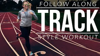Download Follow Along Track Style Workout Video