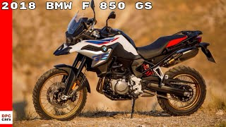 Download 2018 BMW F 850 GS Video