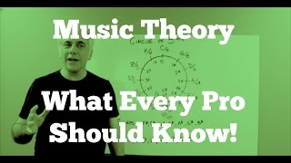 Download Music Theory Lecture - What Every Pro Musician Needs To Know Video
