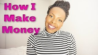 Download This is How I Make Money After I Quit My Job | CeCe Olisa Video