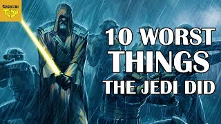Download 10 Terrible Things the Jedi Order Did Video