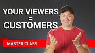 Download Your Viewers Are Your Customers | Master Class #2 ft. Tim Schmoyer Video