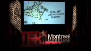 Download The blurring line between books and the Internet: Hugh McGuire at TEDxMontreal Video