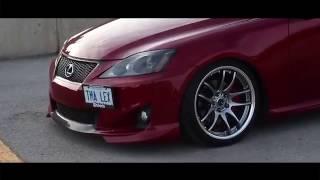 Download Tim's 2012 Lexus IS250 AWD on WORK EMOTION CR2P - TORONTO 2016 Video