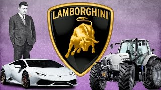 Download Lamborghini: Never Insult a Tractor Tycoon Video
