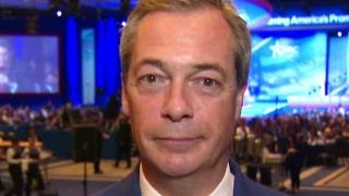 Download Farage: Trump has brought 'nationism' to White House Video