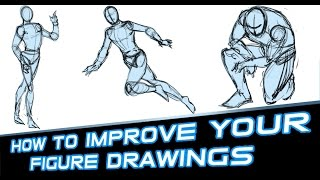 Download How to Improve Your Figure Drawings - Tutorial Video