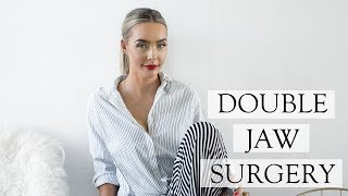 Download Corrective Double Jaw Surgery Experience | Post OP Swelling & Recovery Video
