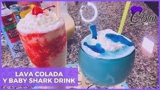 Download Lava Colada y Baby Shark Drink Video