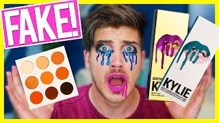 Download TESTING FAKE KYLIE JENNER PRODUCTS! Video