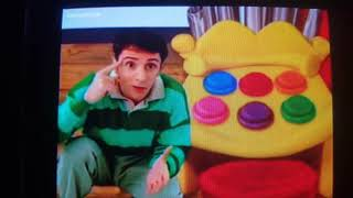 Download Blue's Clues: We're Ready For Our Thinking Chair (What's That Sound?) Video