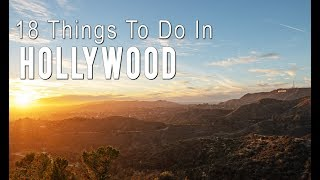 Download 18 Things to do in Hollywood: A Travel Guide Video