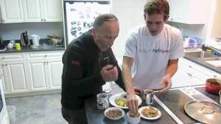 Download Cooking Dried Fish Inside My Parents House in Canada Video
