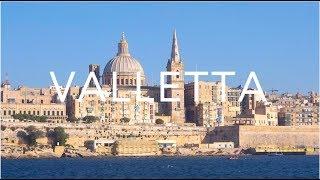 Download Valletta   Malta Travel Diary Video