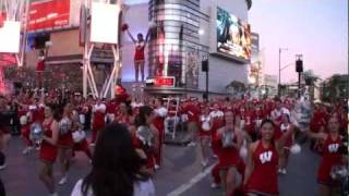 Download 2012 University of Wisconsin (UW) Badger Marching Band - 5th Quarter Performance Video