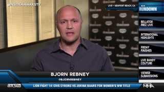 Download Bjorn Rebney Responds to Dana White on Inside MMA Video