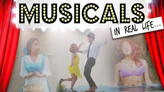 Download Musicals in Real Life! Video