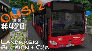 Download OMSI 2 Landkreis Glesien | Mal wieder den Citaro C2 G vom Hof holen ☆ Let's Play OMSI 2 | #420 Video