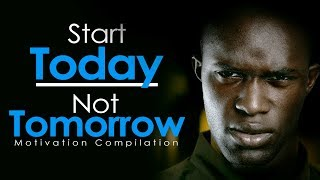 Download START TODAY NOT TOMORROW - New Motivational Video Compilation for Success & Studying Video