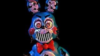 Download [FNaF speed edit] nightmare toy bonnie Video