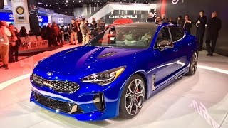 Download 2018 Kia Stinger GT – Redline: First Look – 2017 NAIAS Video