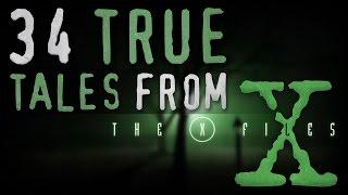 Download 34 Strange True Tales From The X-Files | Bigfoot, Alien, Glitch in the Matrix Stories Video
