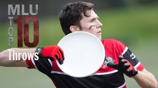 Download 2016 Top 10 Throws Video