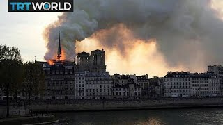 Download Notre-Dame Blaze: Tycoons' donations spark controversy Video