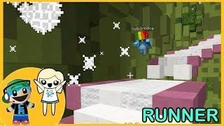 Download Runner - Racing Parkour Mini Game with Cybernova - Minecraft Video