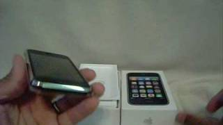 Download UNLOCKED I PHONE 3GS 16GB - BRAND NEW NO RESERVE Video