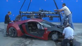 Download Behind the Scenes of Fast & Furious 7 VFX Video