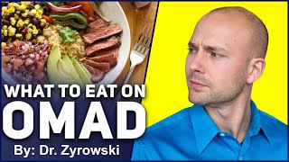 Download What To Eat On One Meal A Day | Don't Mess This Up! Video