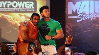 Download BodyPower Expo 2017 Mumbai | Filmstar Sahil Khan & Mr. India Sangram Chaugle Video