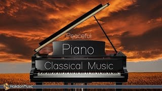 Download Peaceful Piano | Classical Music for Relaxation | Music for Stress Relief | Music for Meditation Video