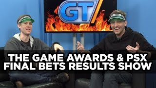 Download Final Bets PSX & The Game Awards 2015 Results Video
