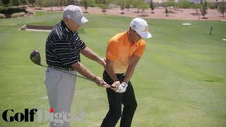 Download Rickie Fowler on How To Fix Your Drive Slice | Golf Lessons | Golf Digest Video