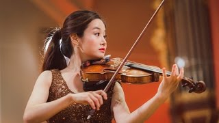 Download Bomsori Kim plays Wieniawski Violin Concerto no. 2 in D minor, Op. 22 | STEREO Video