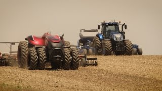 Download The CNH Industrial Autonomous Tractor Concept (Full Version) Video