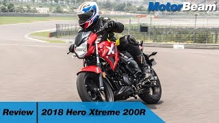 Download Hero Xtreme 200R Review – Performance Commuter | MotorBeam Video