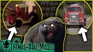 Download 47 Things You Missed In Pet Sematary (1989) Video