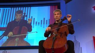 Download How all 12 musical notes are contained within one note | Matthew Barley | TEDxHousesofParliament Video