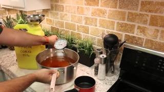 Download How to filter, clean and store deep fryer oil for later use Video
