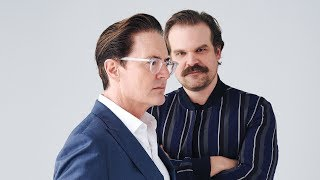 Download David Harbour & Kyle MacLachlan - Full Actors on Actors Conversation Video