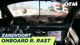 Download DTM Zandvoort 2018 - René Rast (Audi RS5 DTM) - LIVE Onboard (Race 2) Video