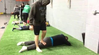 Download Partner Mobility and Stretching. Don't forget to take care of yourself. Video
