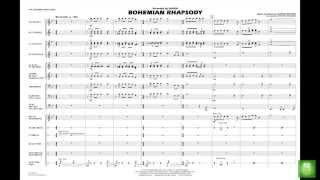 Download Bohemian Rhapsody by Freddie Mercury/arr. Richard L. Saucedo Video