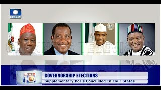 Download Supplementary Elections Concluded In Four States Pt.1 24/03/19 |News@10| Video