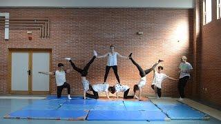 Download Ensayos baile acrosport IES Europa (Móstoles) 1ºD 2014/15 Video