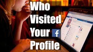 Download How To Know Who Is Visiting My Facebook Profile | Facebook Profile Viewers Video